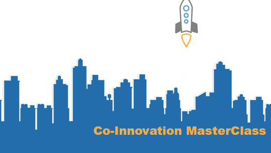 "The online ""Co-Innovation MasterClass"""