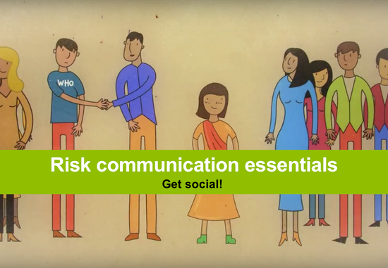 Risk communication essentials (English/Portuguese)