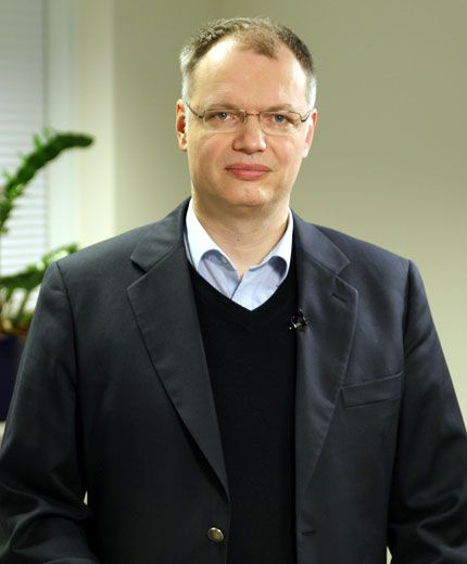 Prof. Dr Hermann Held