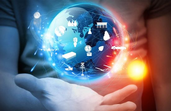 How the Internet of Things and Smart Services Will Change Society