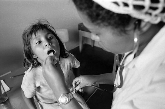 Diphtheria: Clinical management of respiratory diphtheria