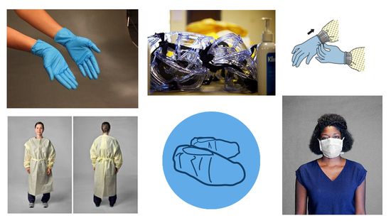Standard precautions: The role of personal protective equipment