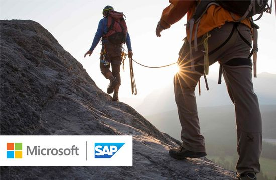 Extending SAP Processes with Microsoft Azure